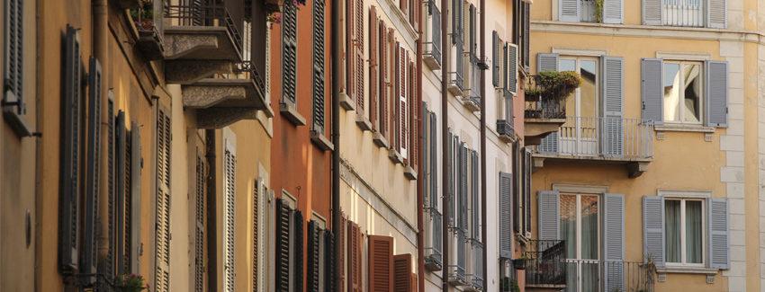 Sfitto Misto - Milano e la gestione immobiliare