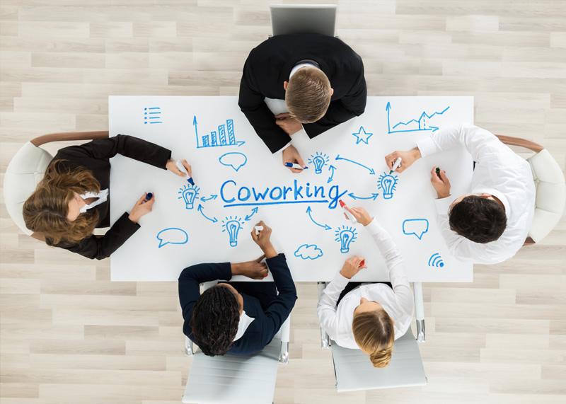 Coworking Immobiliare- Spazio33 Consulting
